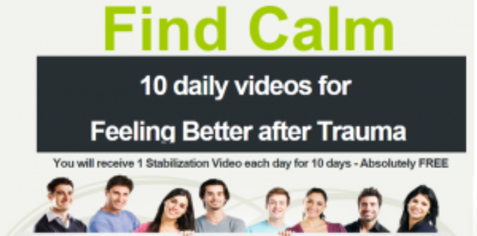 10 Find Calm Videos for Phase I